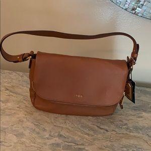 Ralph Lauren Harrington shoulder bag New